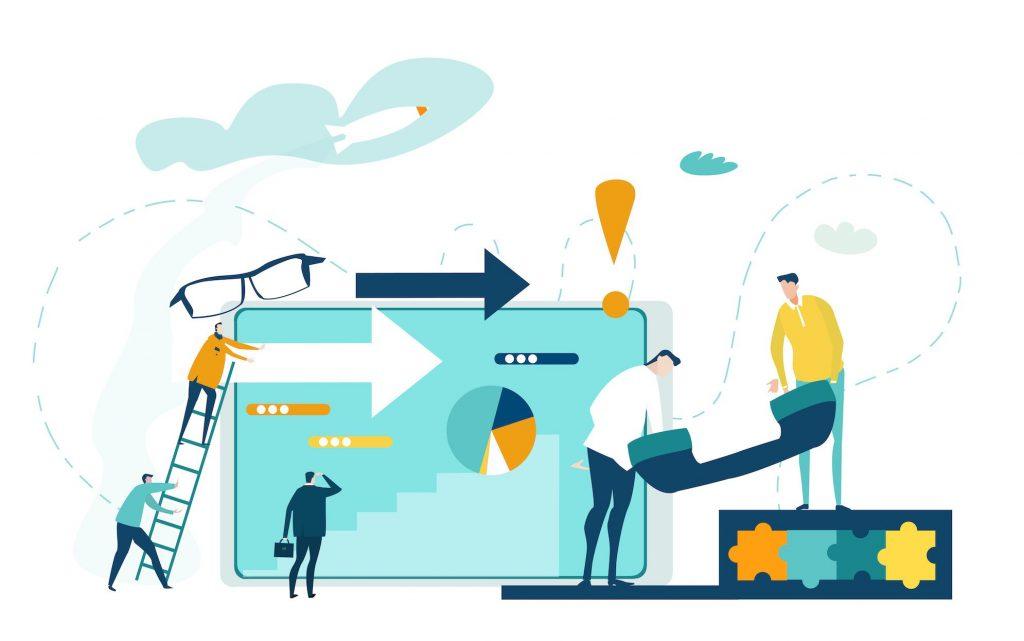 Qualitaet, Information, Transparenz, Zielerreichung, Veraenderungsprozess